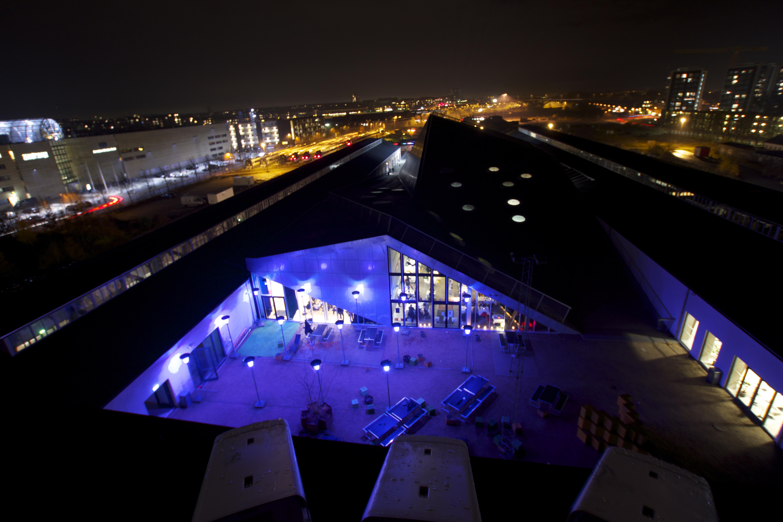 Workshop: Responsive Urban Lighting, MAB 2012
