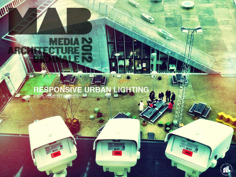 Preparing workshop at Media Architecture Biennale, Århus
